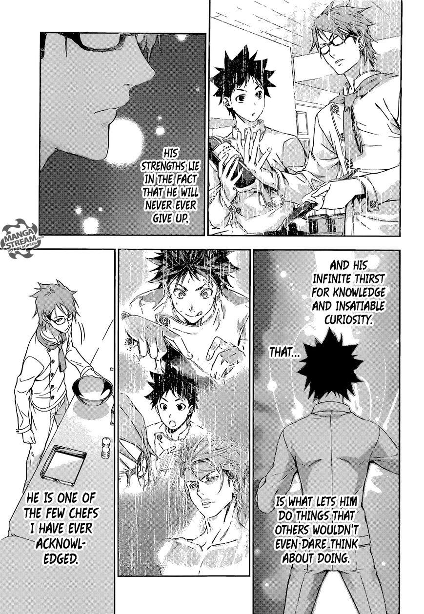 Shokugeki no Soma Chapter 164  Online Free Manga Read Image 15