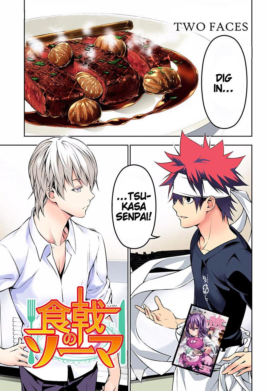 Shokugeki no Soma Chapter 165.1  Online Free Manga Read Image 2