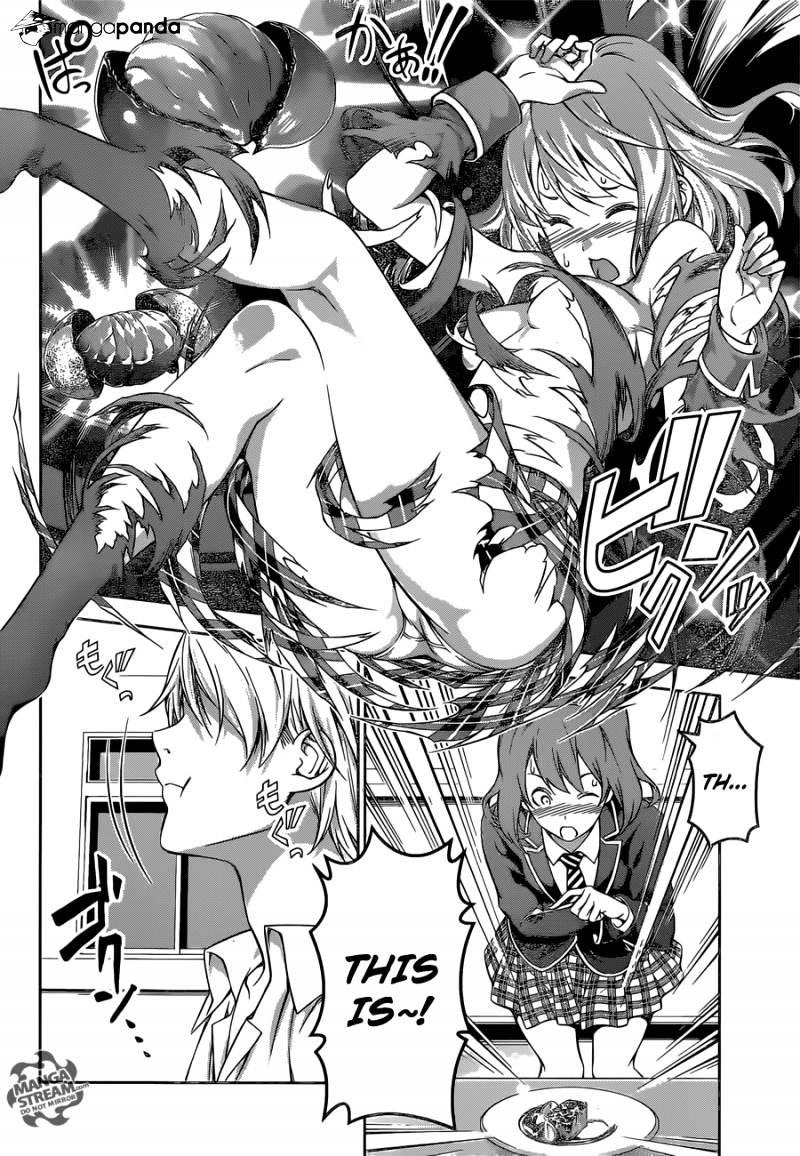 Shokugeki no Soma Chapter 165  Online Free Manga Read Image 6