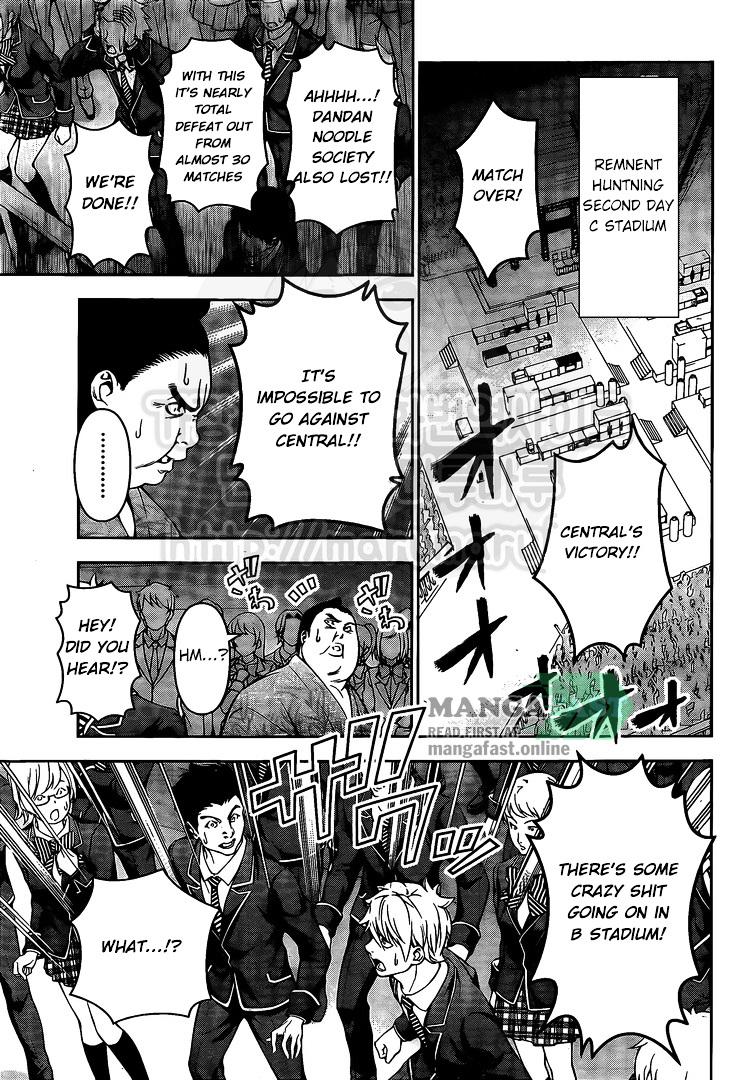 Shokugeki no Soma Chapter 166  Online Free Manga Read Image 11