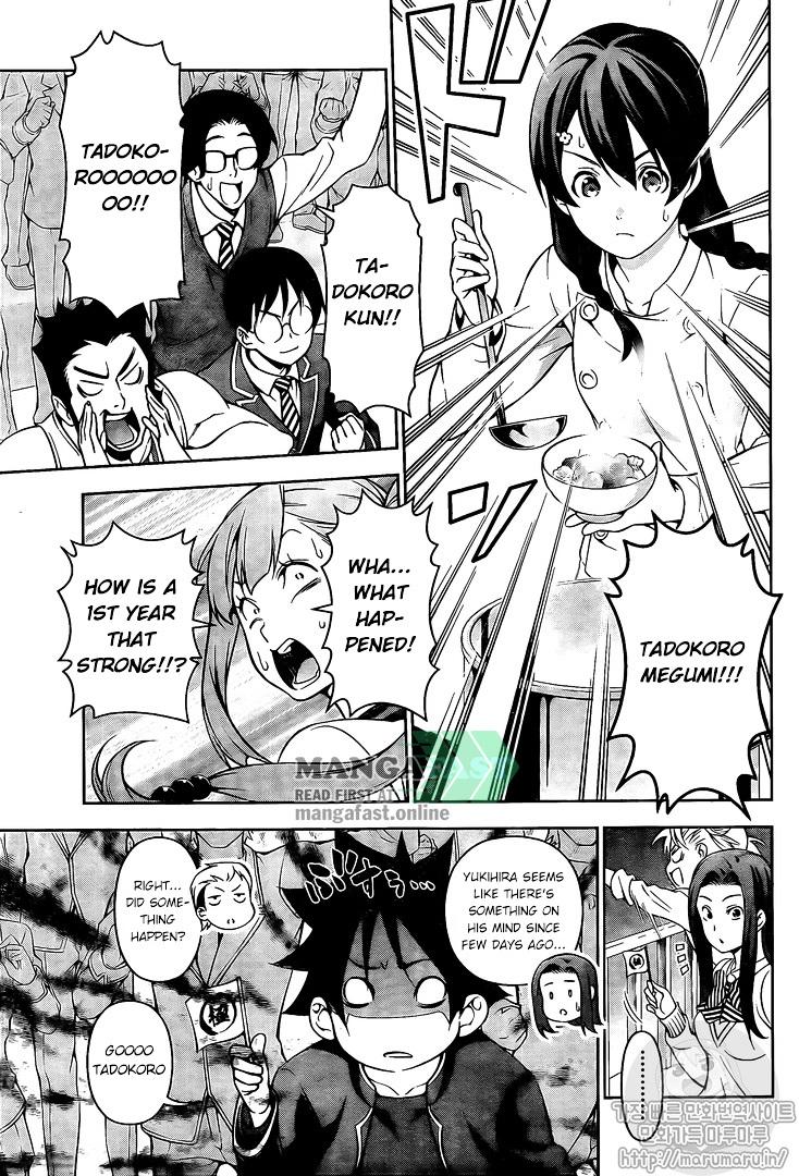 Shokugeki no Soma Chapter 166  Online Free Manga Read Image 13