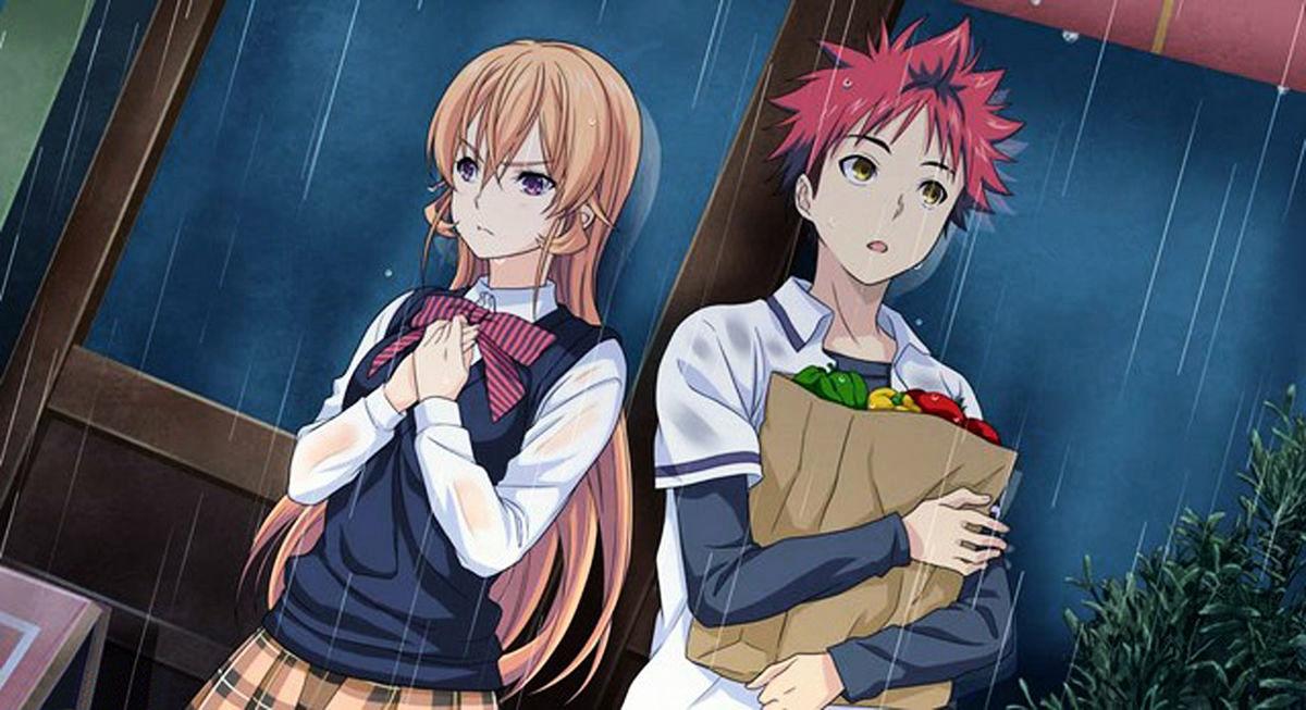 Shokugeki no Soma Chapter 167.1  Online Free Manga Read Image 1