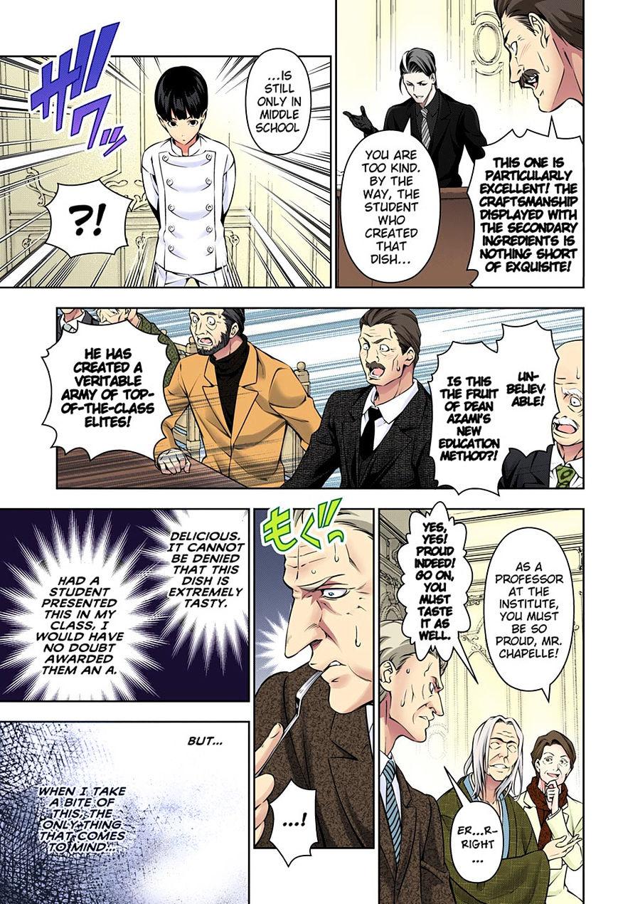 Shokugeki no Soma Chapter 167.1  Online Free Manga Read Image 10