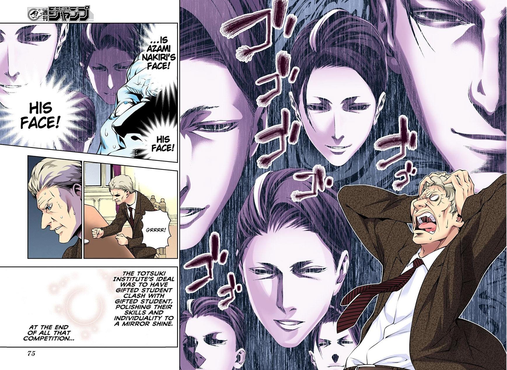 Shokugeki no Soma Chapter 167.1  Online Free Manga Read Image 11