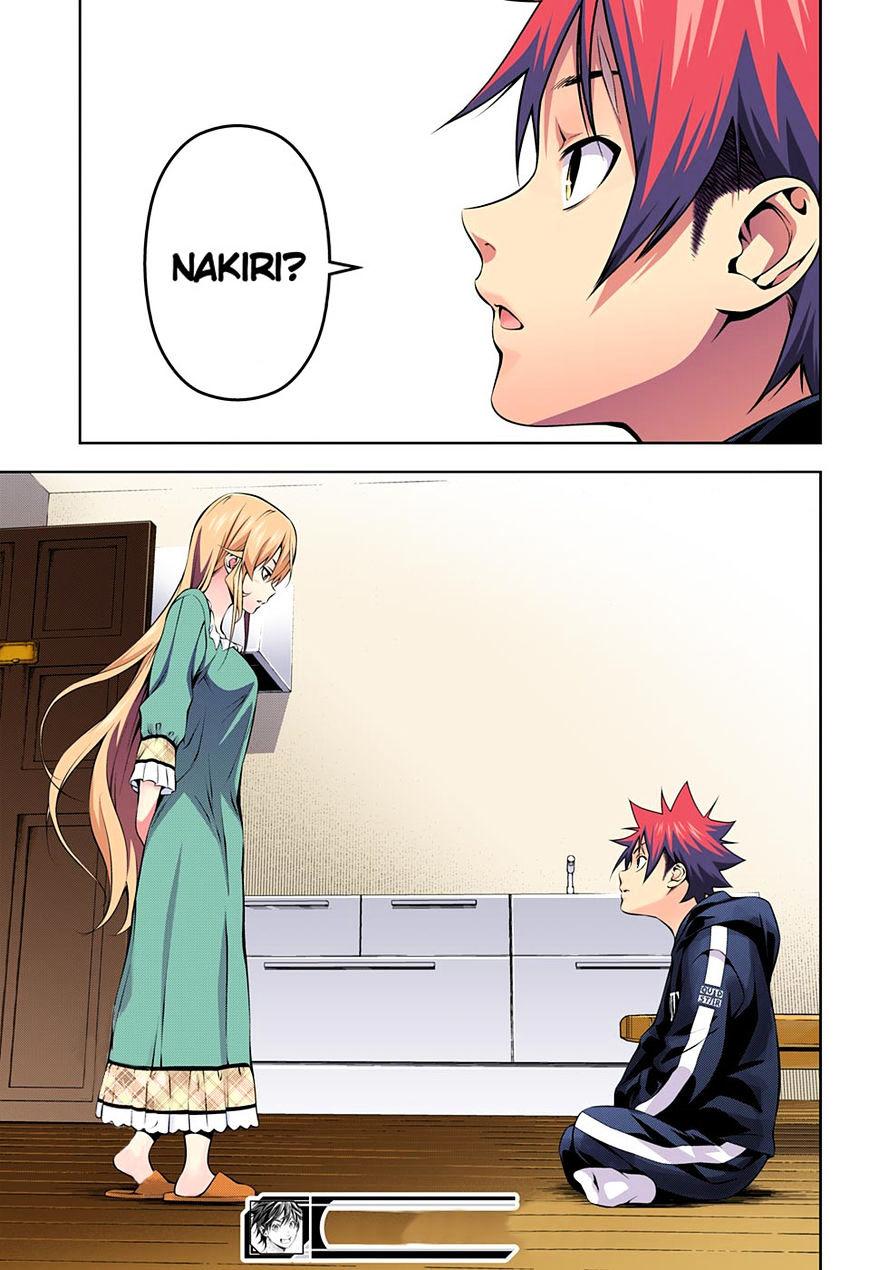 Shokugeki no Soma Chapter 167.1  Online Free Manga Read Image 19