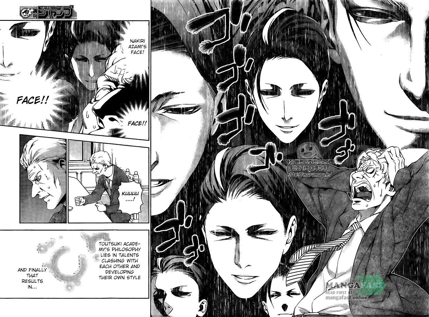 Shokugeki no Soma Chapter 167  Online Free Manga Read Image 12