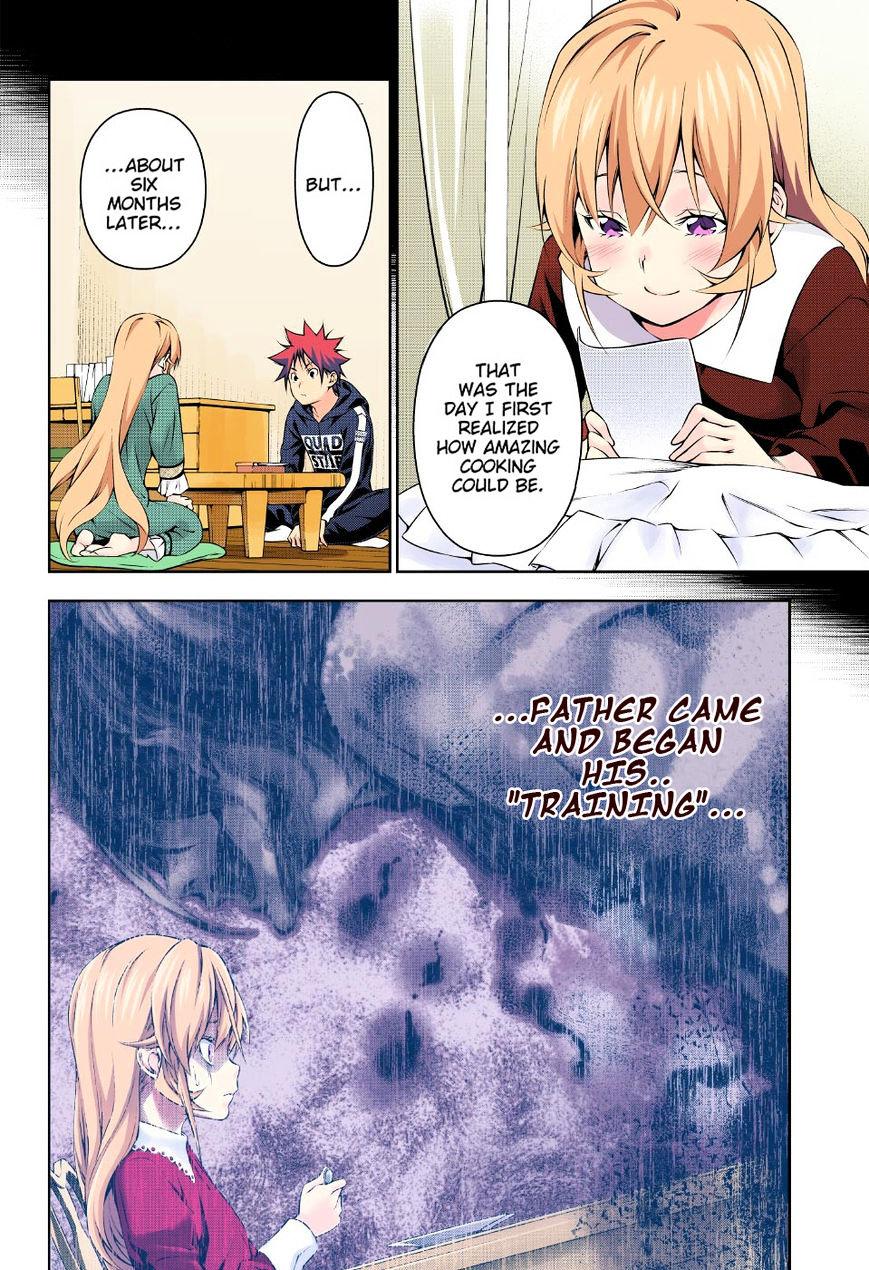 Shokugeki no Soma Chapter 168.1  Online Free Manga Read Image 18