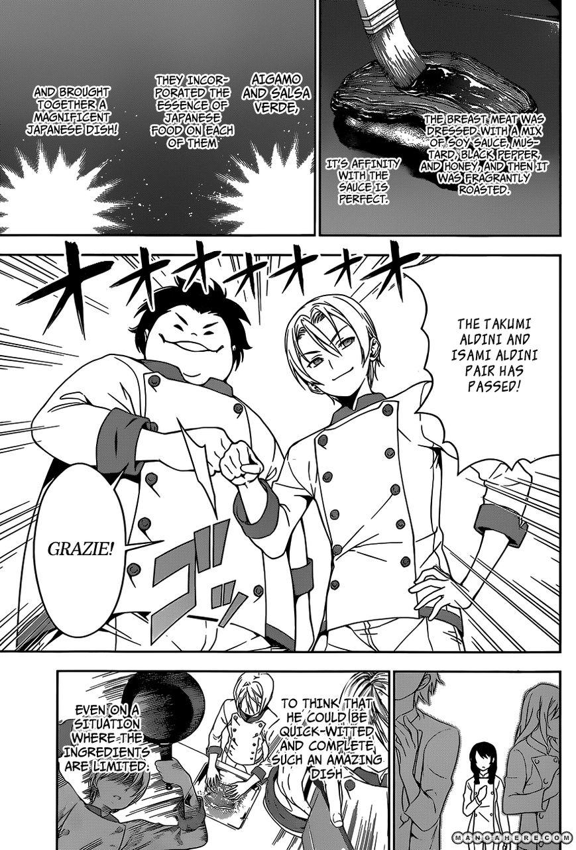 Shokugeki no Soma Chapter 17  Online Free Manga Read Image 15