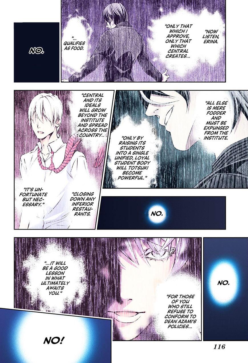 Shokugeki no Soma Chapter 171.1  Online Free Manga Read Image 3