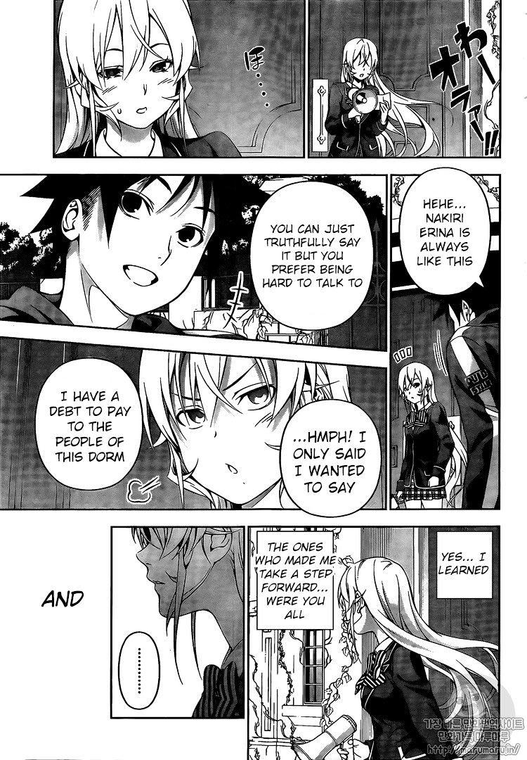 Shokugeki no Soma Chapter 171  Online Free Manga Read Image 18