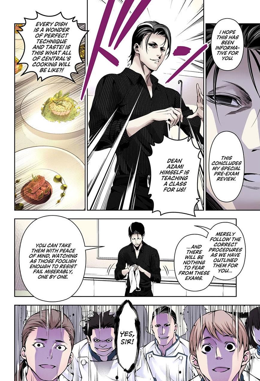 Shokugeki no Soma Chapter 172.1  Online Free Manga Read Image 12