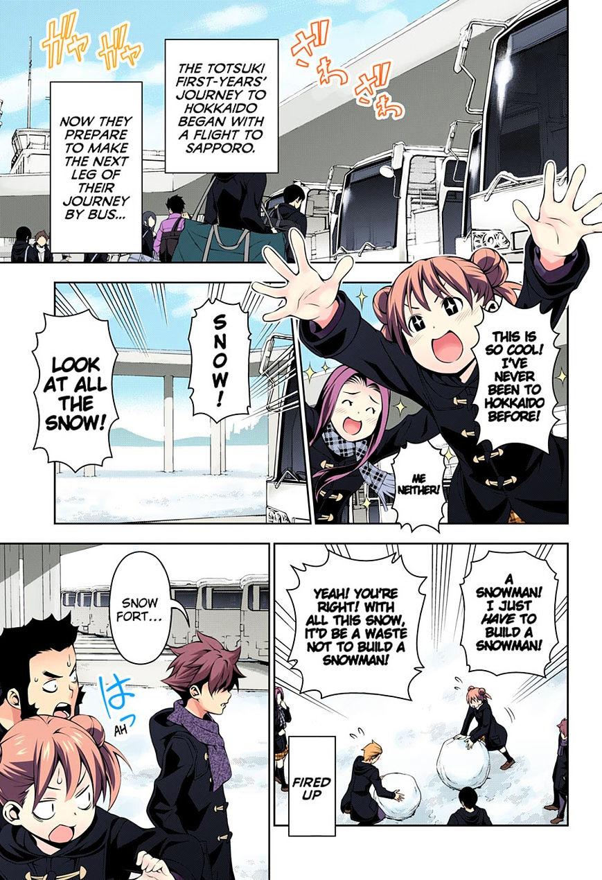 Shokugeki no Soma Chapter 172.1  Online Free Manga Read Image 5