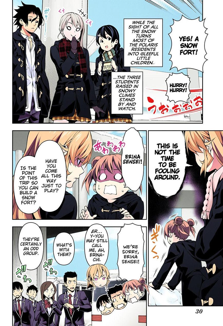 Shokugeki no Soma Chapter 172.1  Online Free Manga Read Image 6