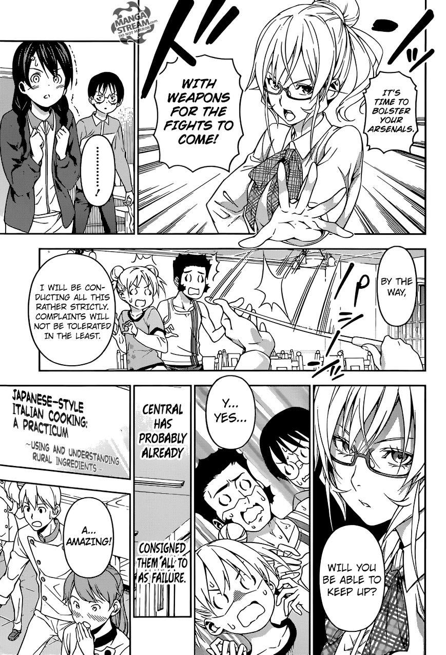 Shokugeki no Soma Chapter 172  Online Free Manga Read Image 11