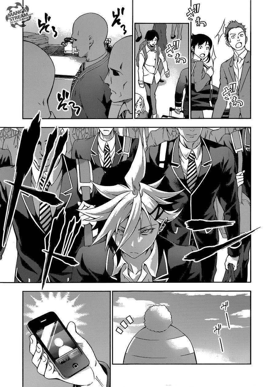 Shokugeki no Soma Chapter 172  Online Free Manga Read Image 21