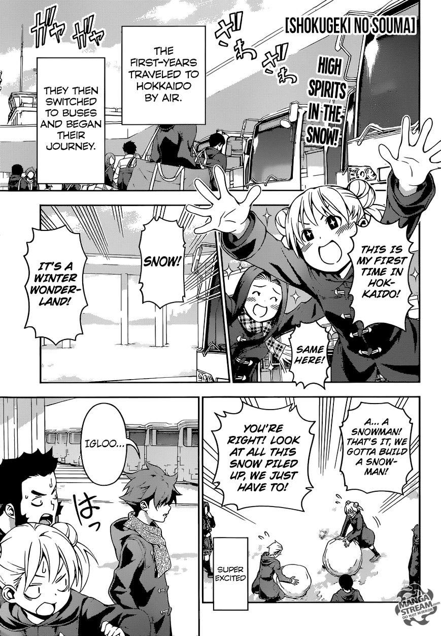Shokugeki no Soma Chapter 172  Online Free Manga Read Image 5
