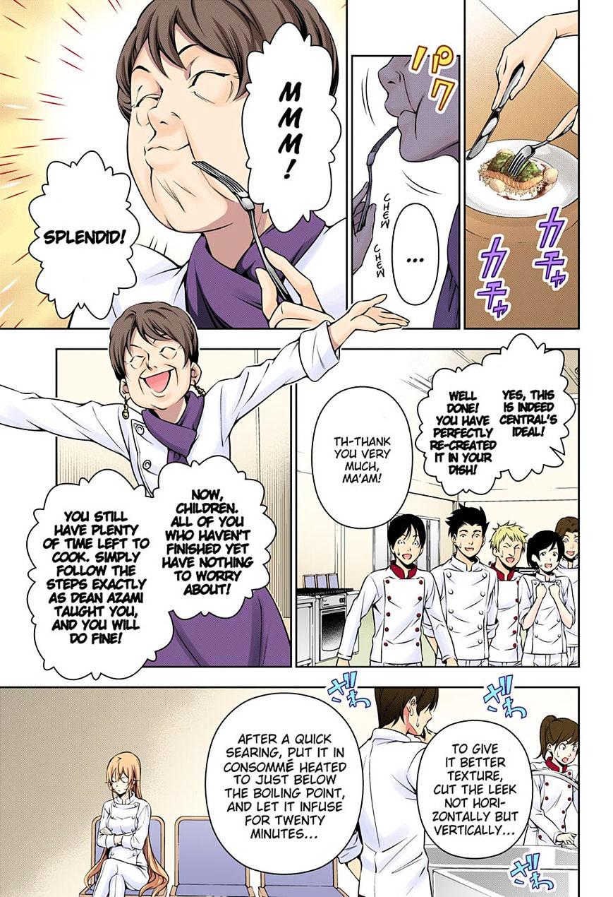 Shokugeki no Soma Chapter 174.1  Online Free Manga Read Image 7