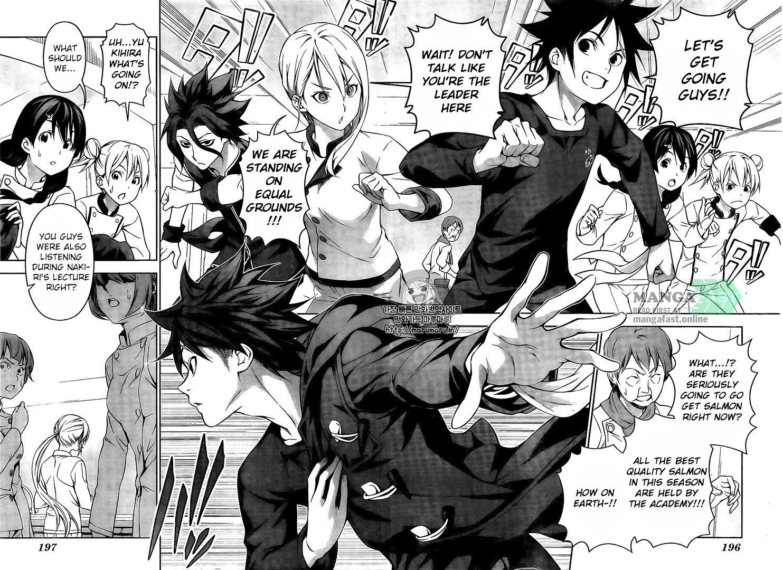Shokugeki no Soma Chapter 174  Online Free Manga Read Image 3