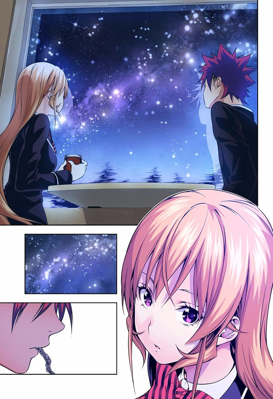 Shokugeki no Soma Chapter 175.1  Online Free Manga Read Image 17