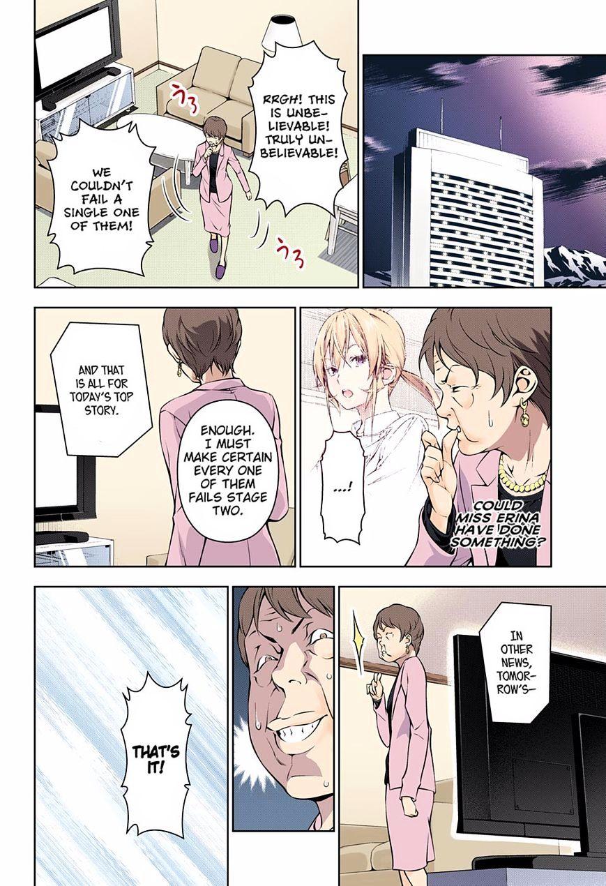 Shokugeki no Soma Chapter 175.1  Online Free Manga Read Image 20