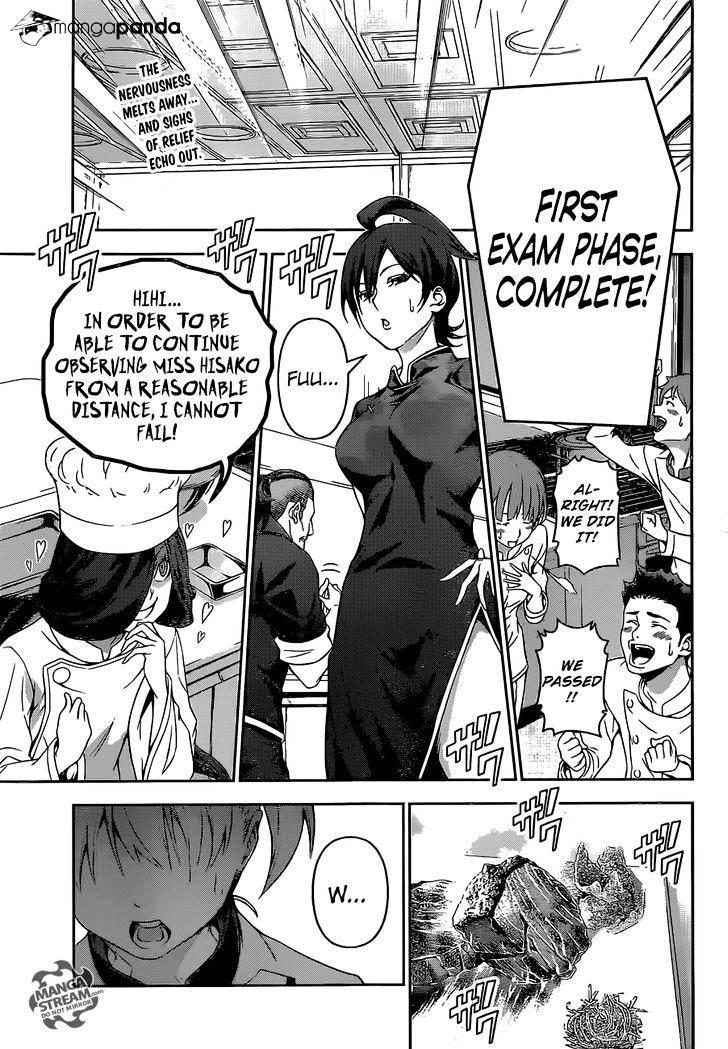 Shokugeki no Soma Chapter 175  Online Free Manga Read Image 4