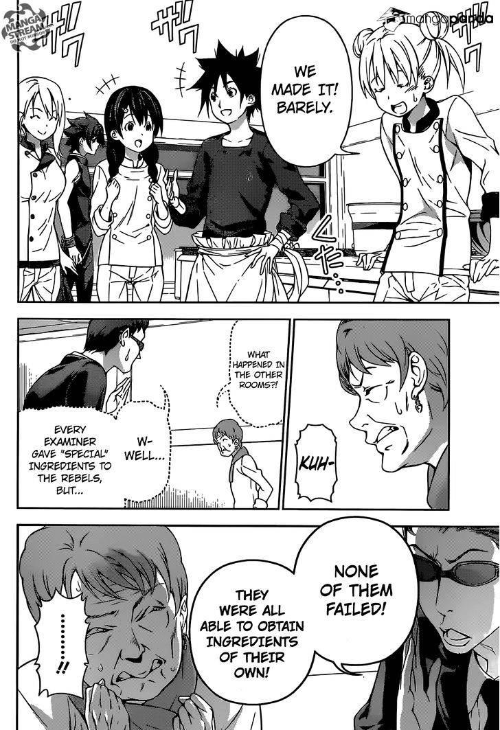 Shokugeki no Soma Chapter 175  Online Free Manga Read Image 5