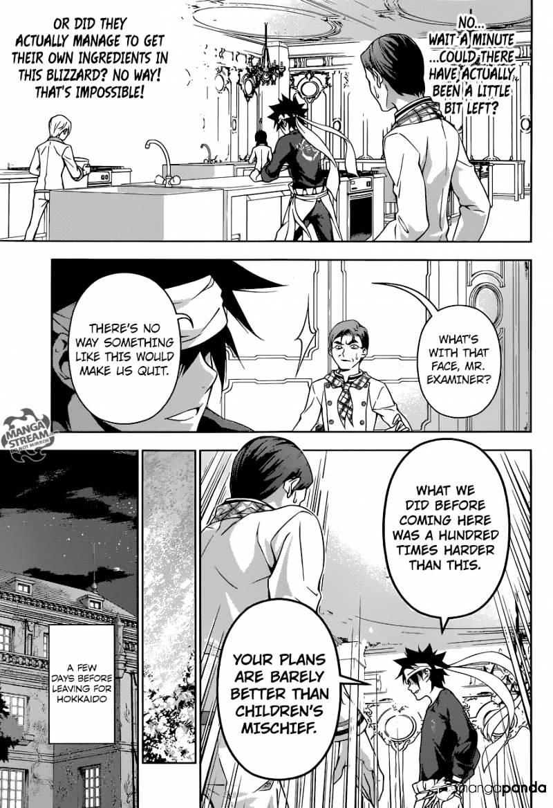 Shokugeki no Soma Chapter 176  Online Free Manga Read Image 16