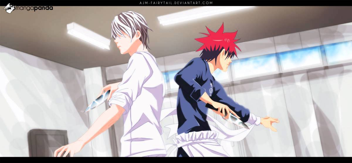 Shokugeki no Soma Chapter 176  Online Free Manga Read Image 2