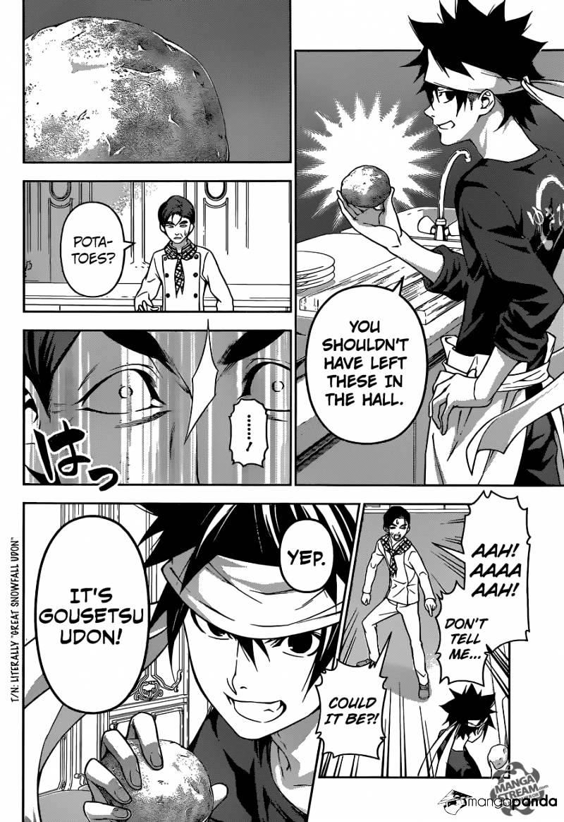 Shokugeki no Soma Chapter 177  Online Free Manga Read Image 5