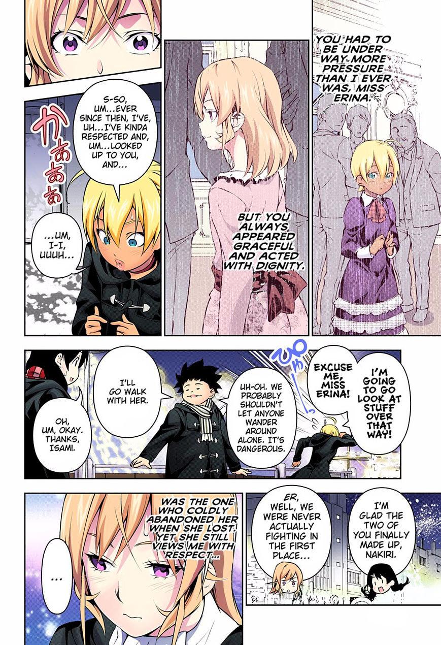 Shokugeki no Soma Chapter 178.1  Online Free Manga Read Image 10