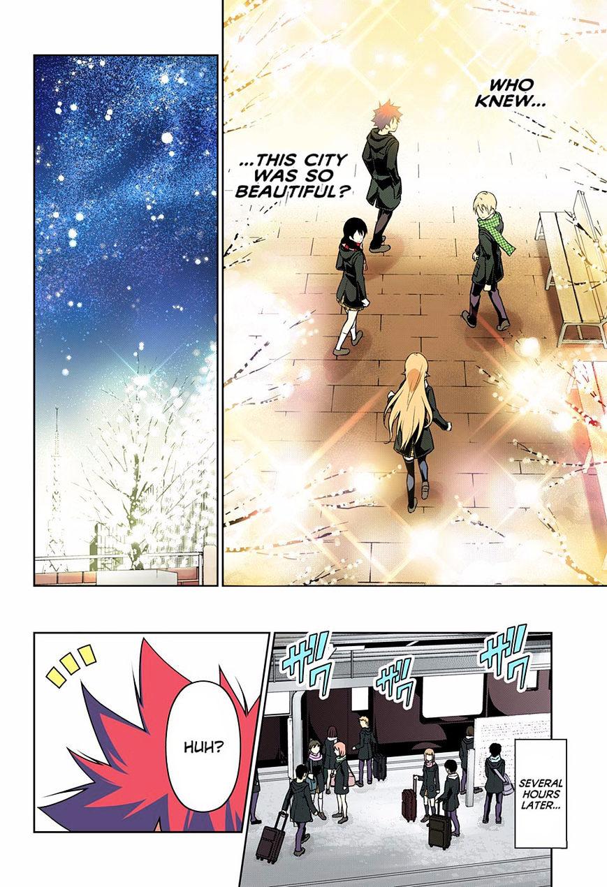 Shokugeki no Soma Chapter 178.1  Online Free Manga Read Image 14