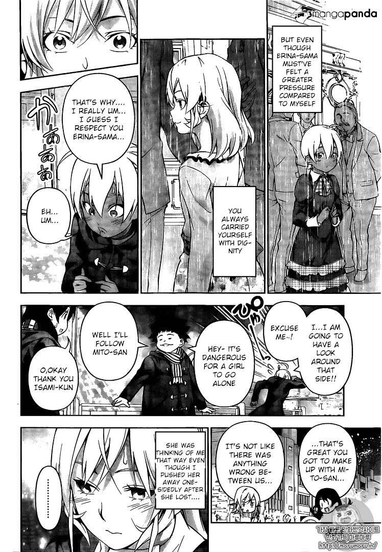 Shokugeki no Soma Chapter 178  Online Free Manga Read Image 9