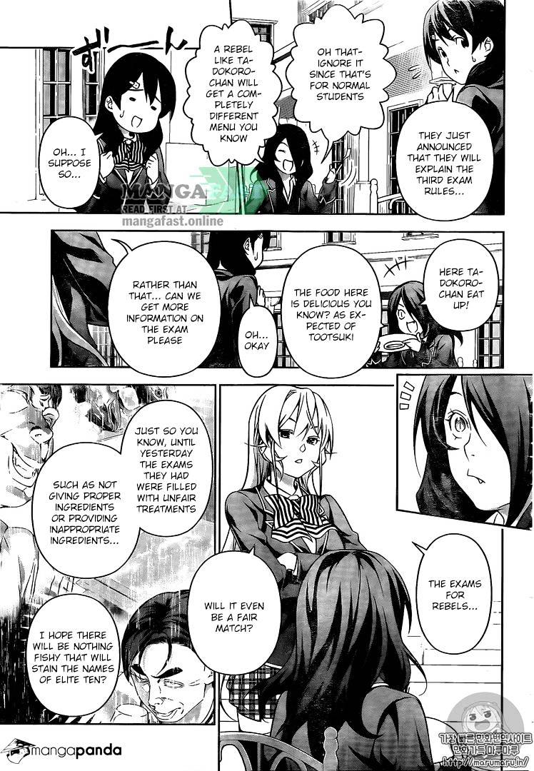Shokugeki no Soma Chapter 179  Online Free Manga Read Image 10