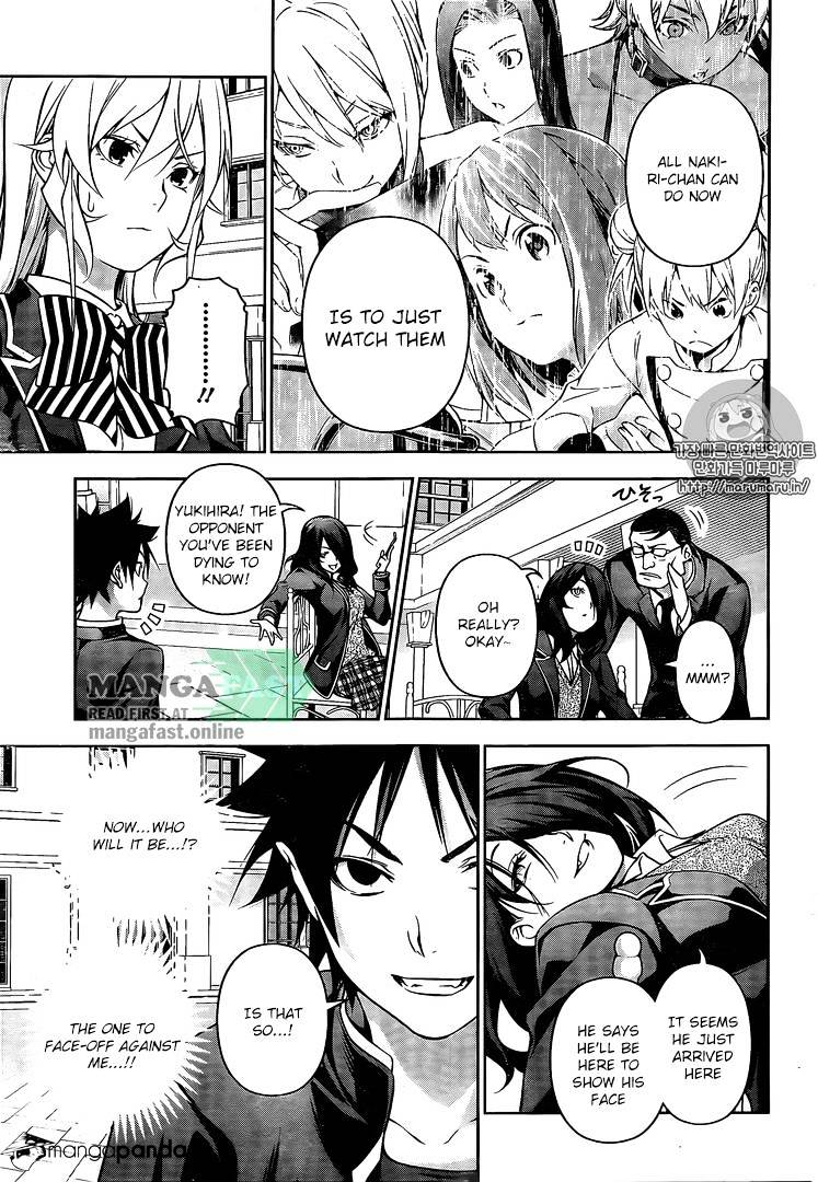 Shokugeki no Soma Chapter 179  Online Free Manga Read Image 12