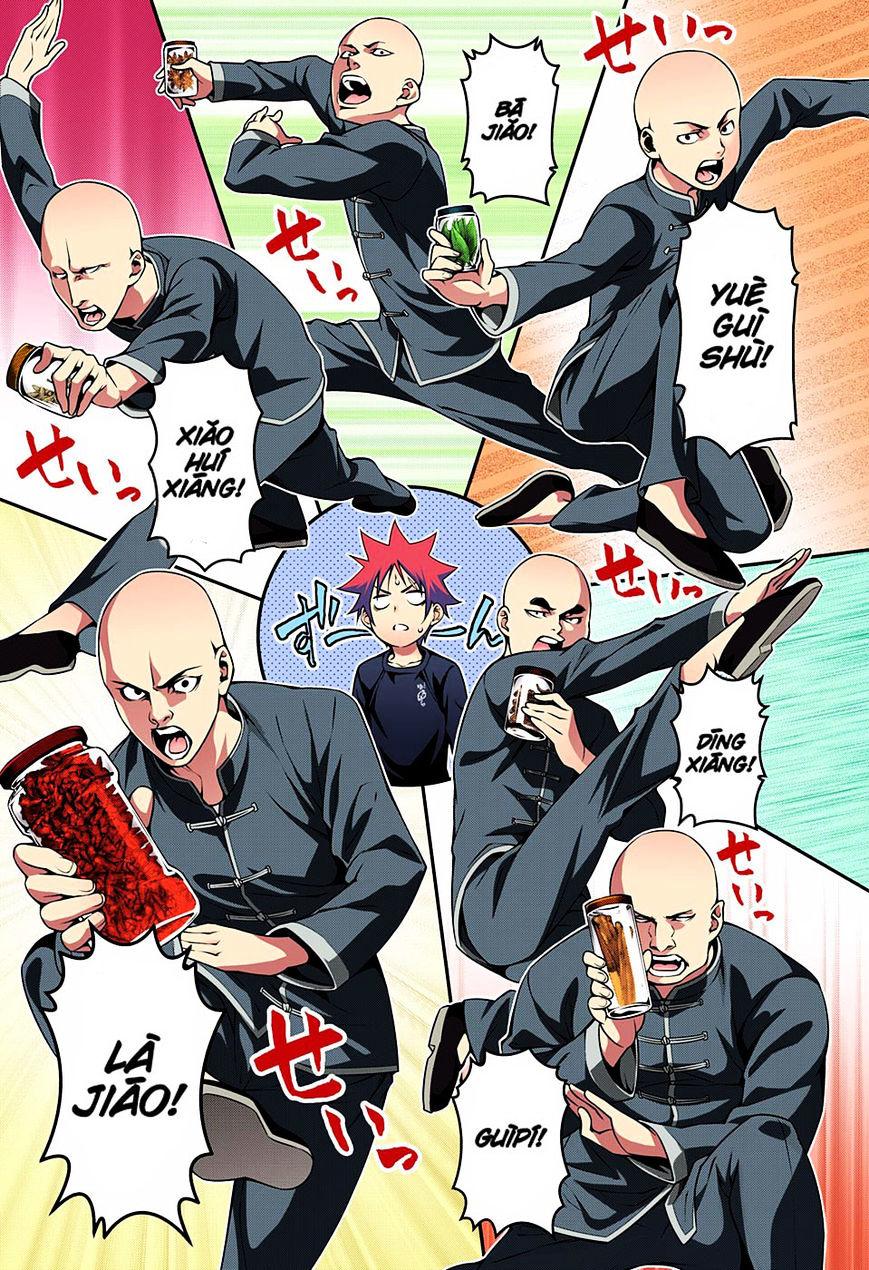 Shokugeki no Soma Chapter 180.1  Online Free Manga Read Image 20