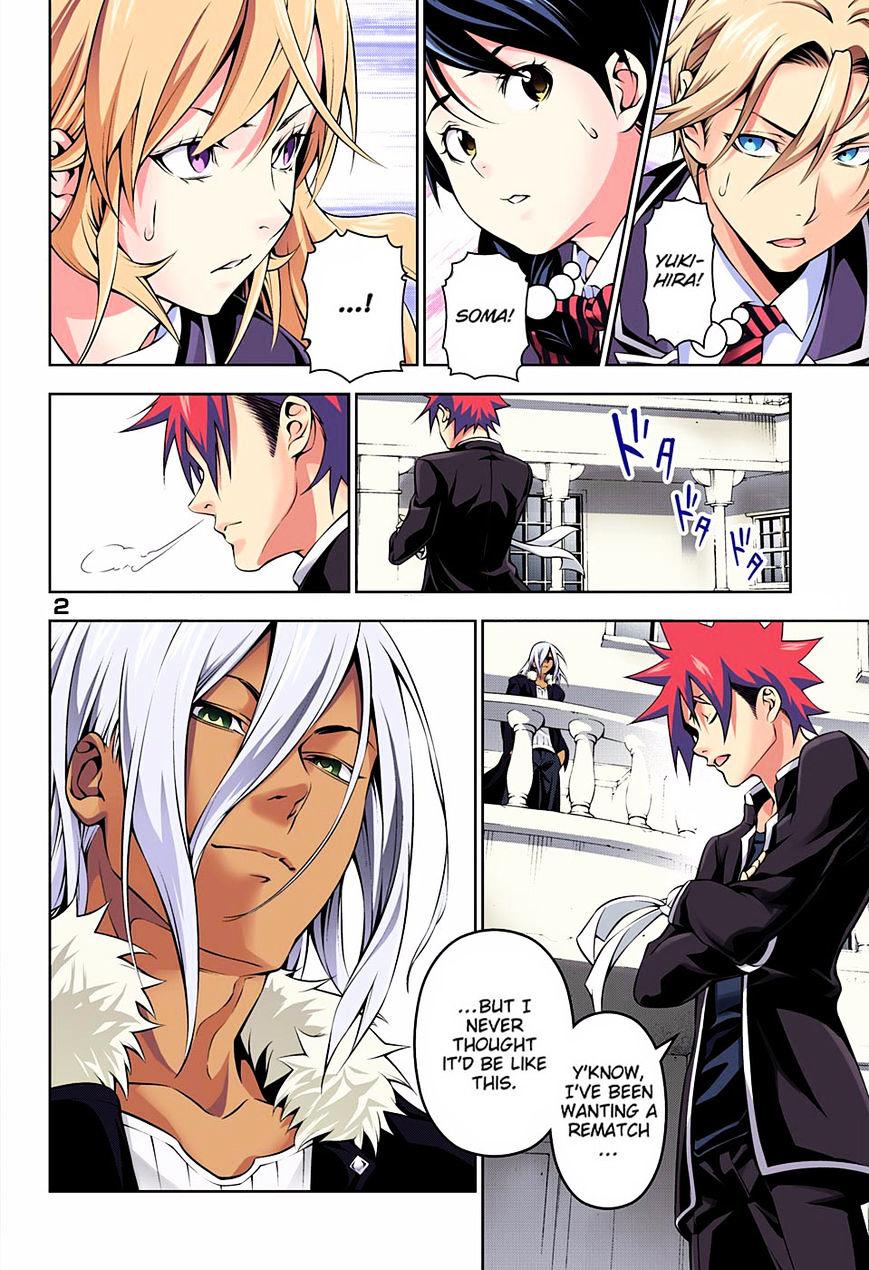 Shokugeki no Soma Chapter 180.1  Online Free Manga Read Image 4