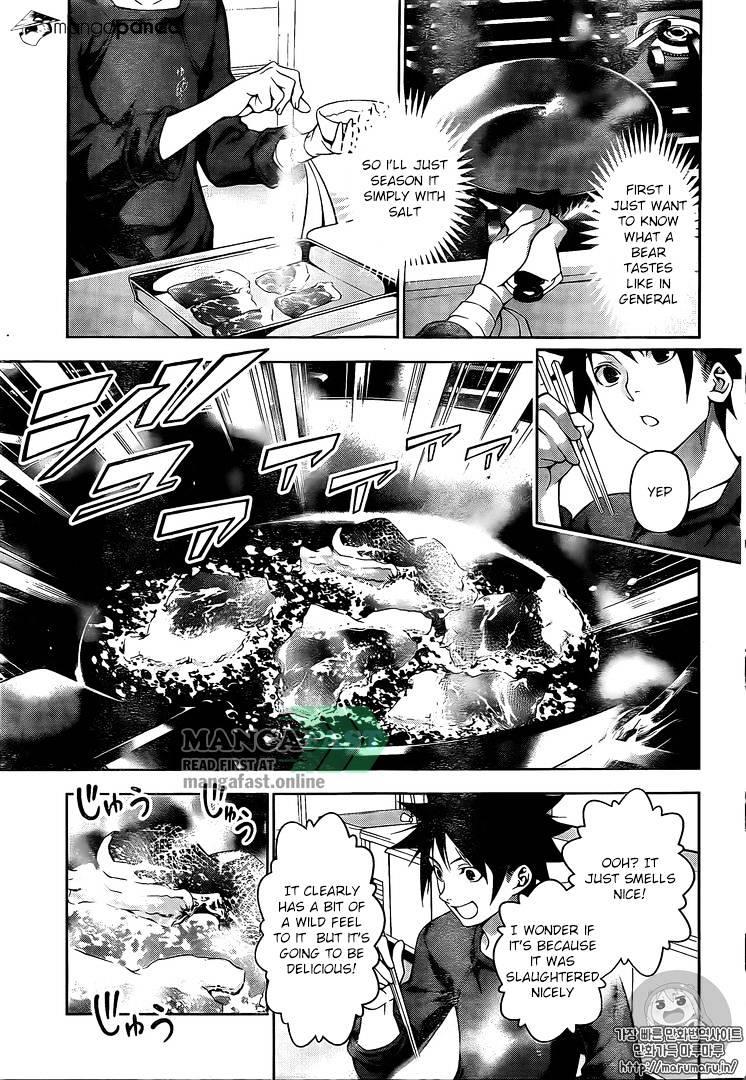Shokugeki no Soma Chapter 180  Online Free Manga Read Image 11