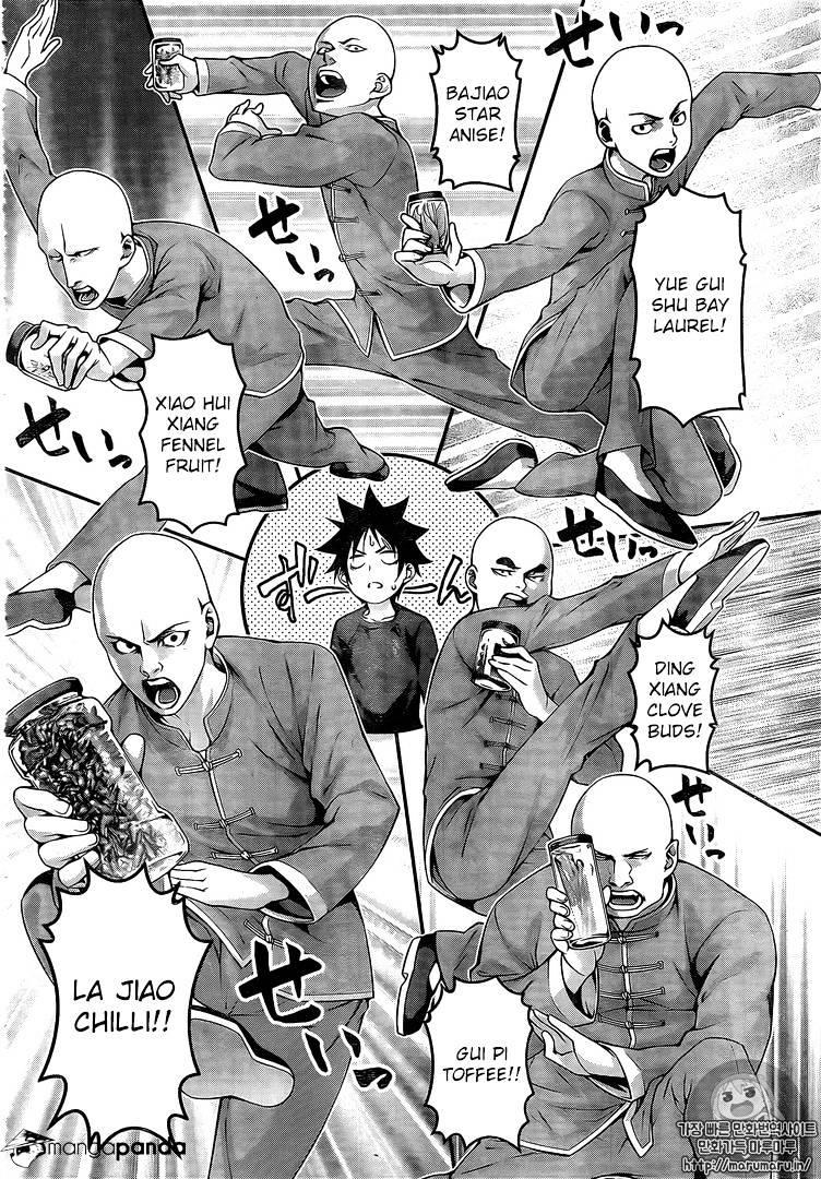Shokugeki no Soma Chapter 180  Online Free Manga Read Image 18