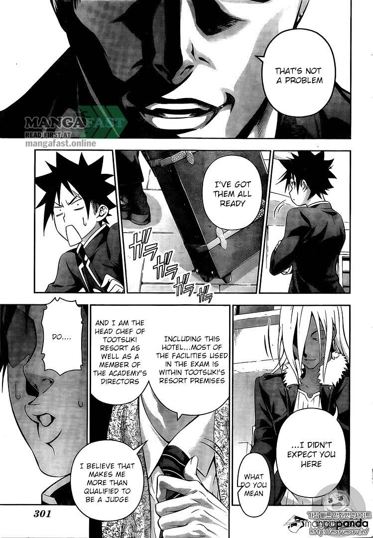 Shokugeki no Soma Chapter 180  Online Free Manga Read Image 5