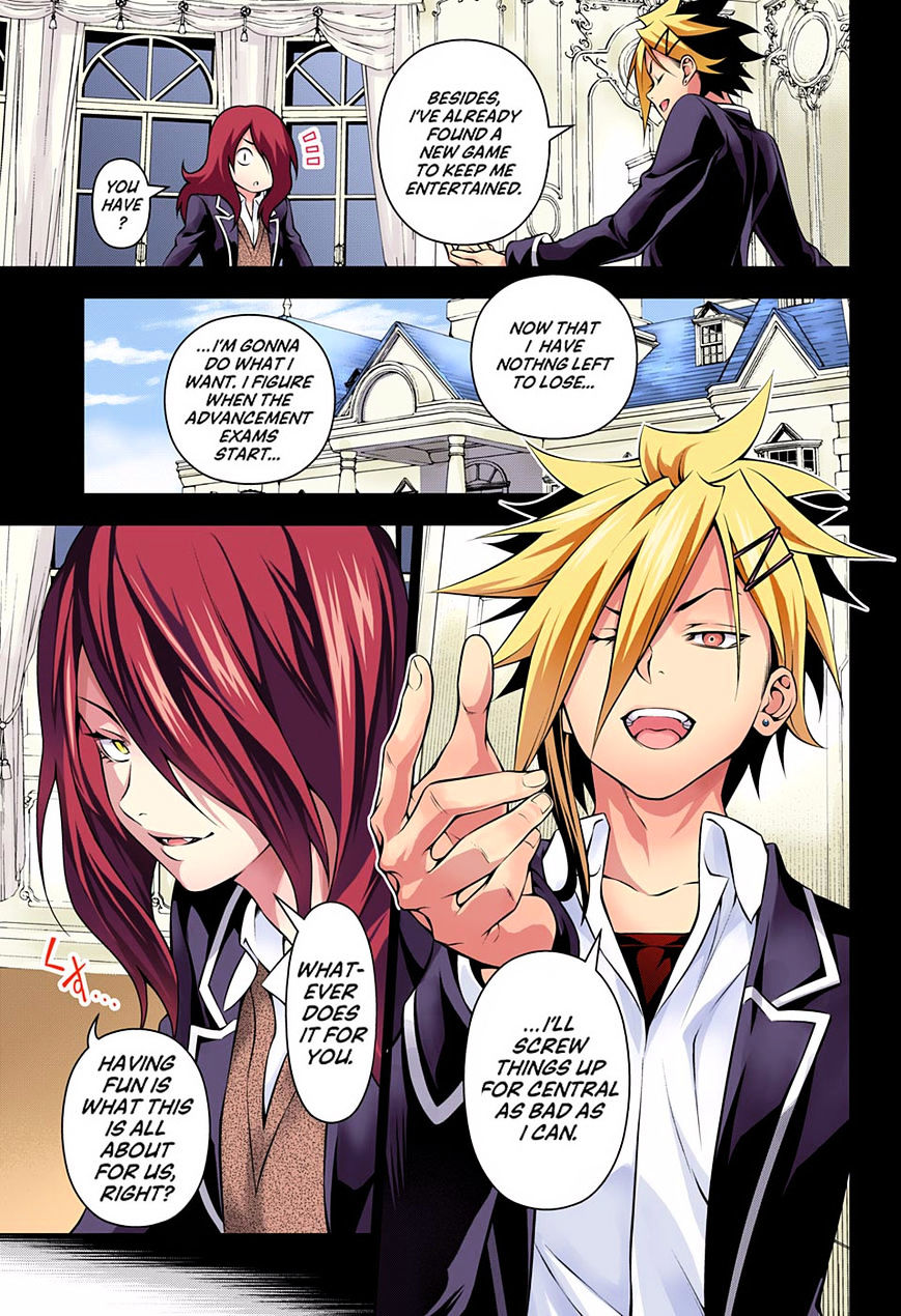 Shokugeki no Soma Chapter 181.1  Online Free Manga Read Image 9