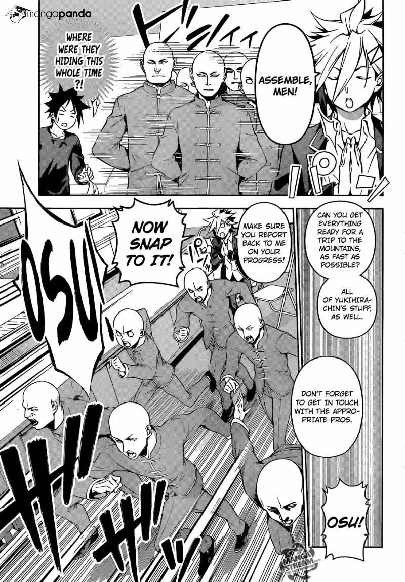 Shokugeki no Soma Chapter 181  Online Free Manga Read Image 17
