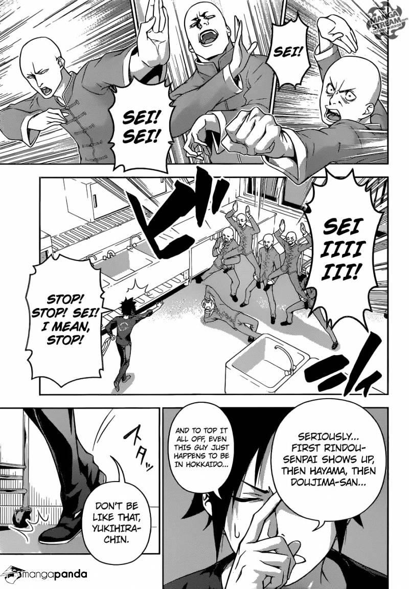 Shokugeki no Soma Chapter 181  Online Free Manga Read Image 3