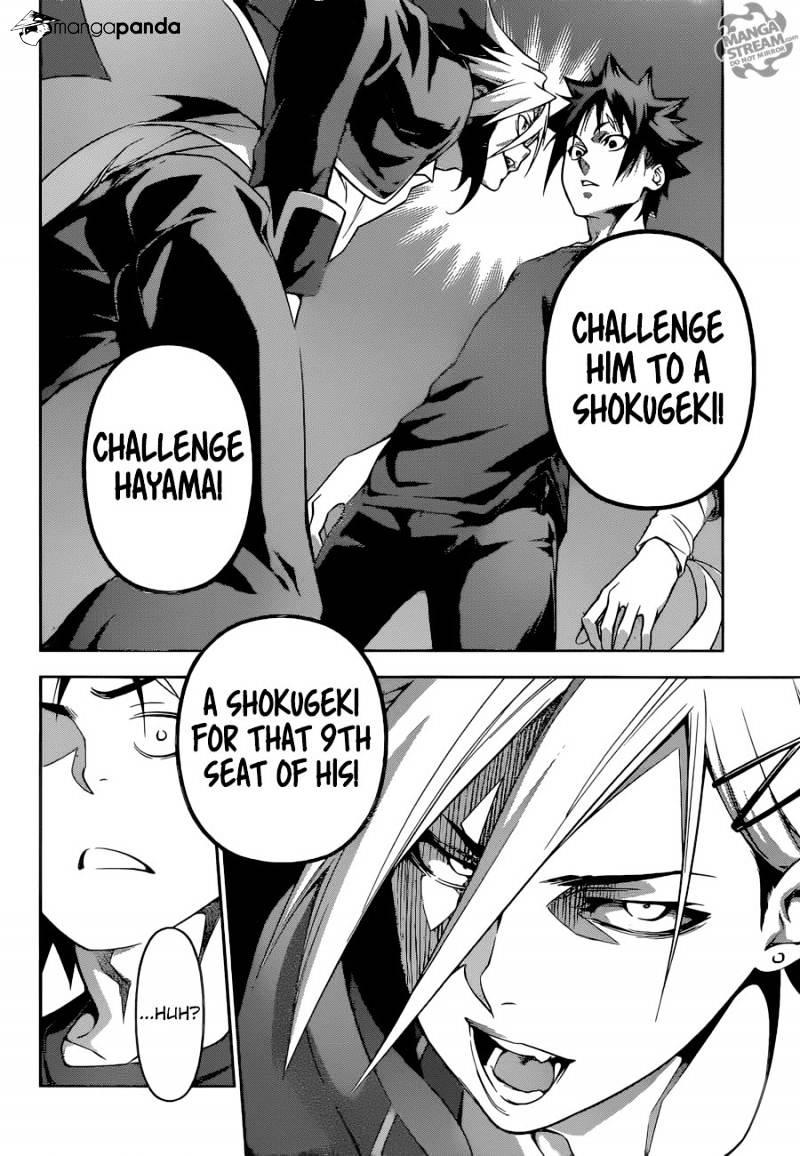 Shokugeki no Soma Chapter 181  Online Free Manga Read Image 6