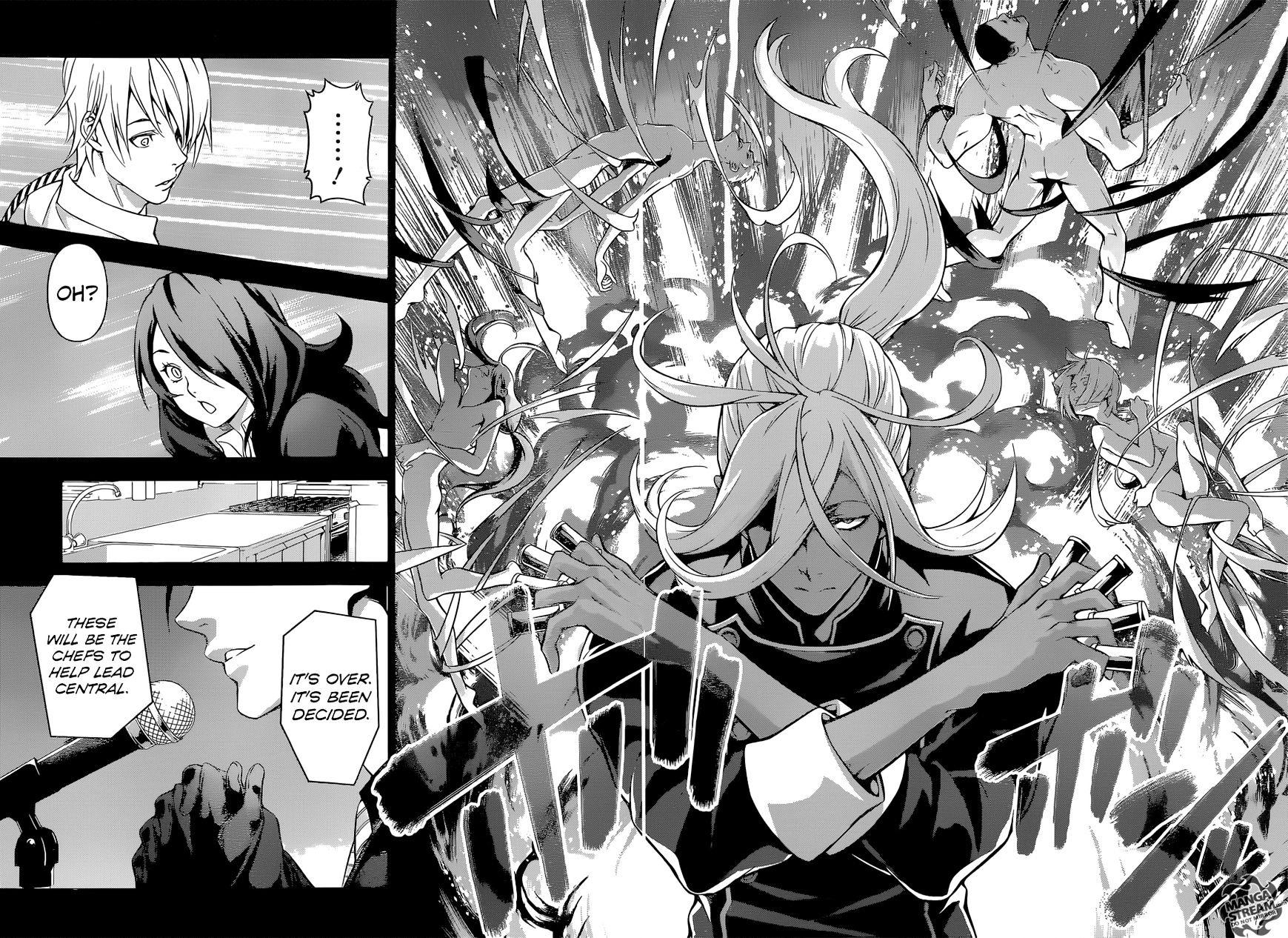 Shokugeki no Soma Chapter 182  Online Free Manga Read Image 13