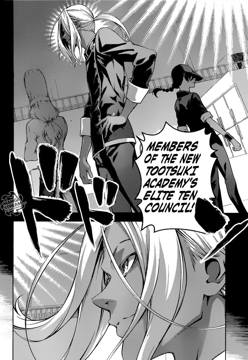 Shokugeki no Soma Chapter 182  Online Free Manga Read Image 14