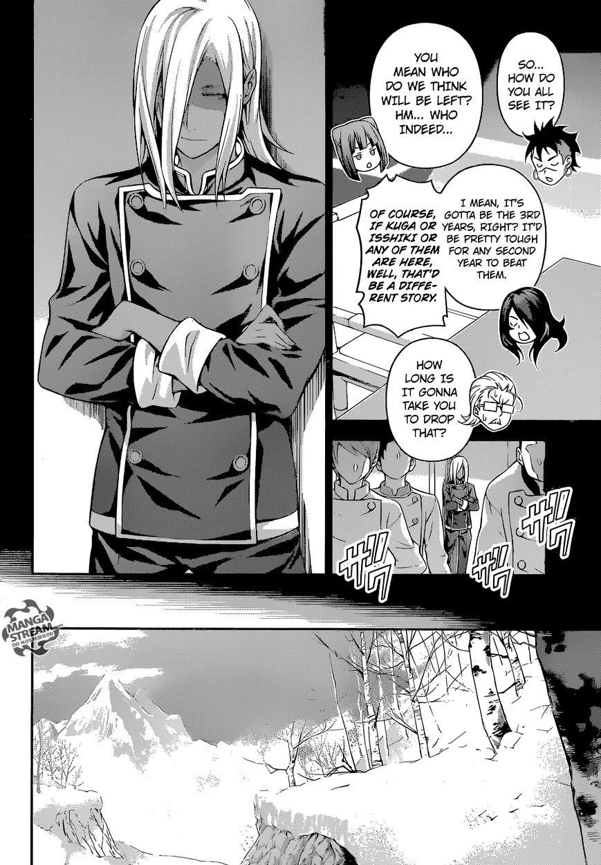 Shokugeki no Soma Chapter 182  Online Free Manga Read Image 5
