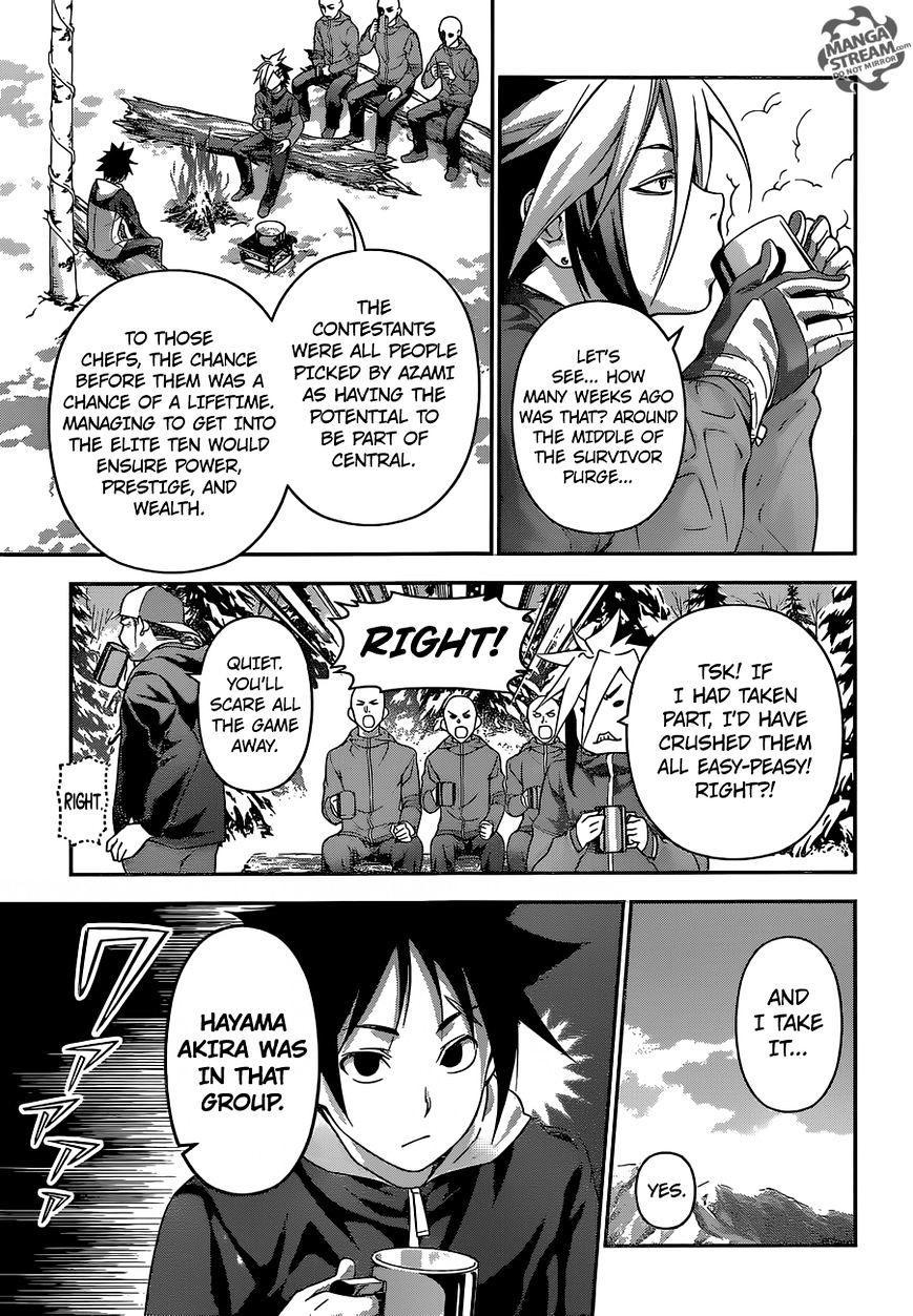 Shokugeki no Soma Chapter 182  Online Free Manga Read Image 8
