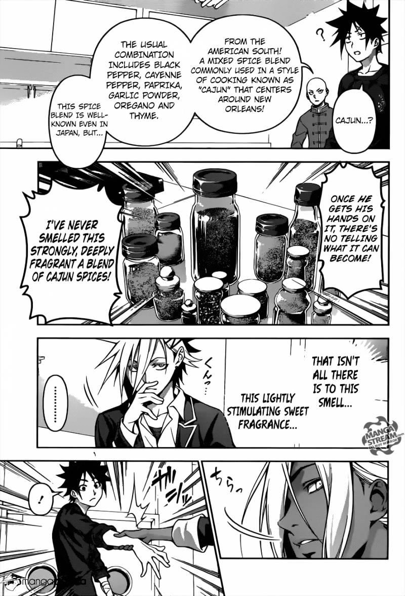 Shokugeki no Soma Chapter 183  Online Free Manga Read Image 13