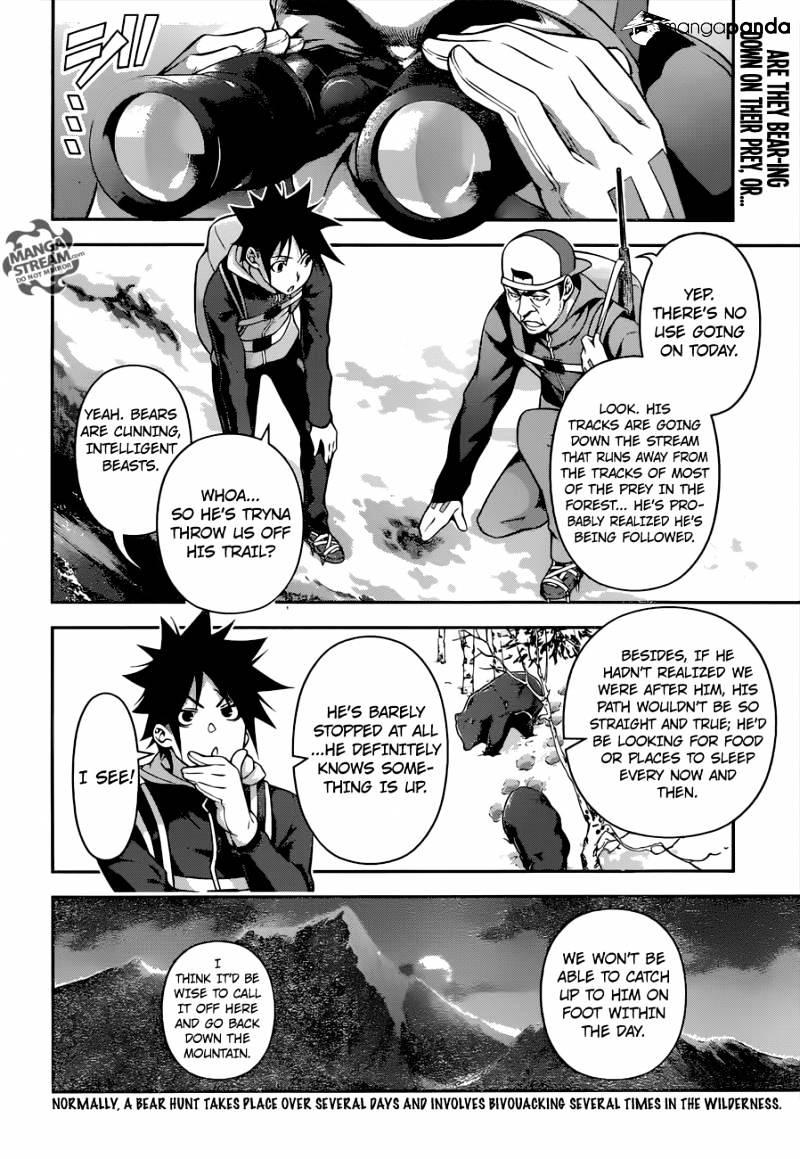 Shokugeki no Soma Chapter 183  Online Free Manga Read Image 2