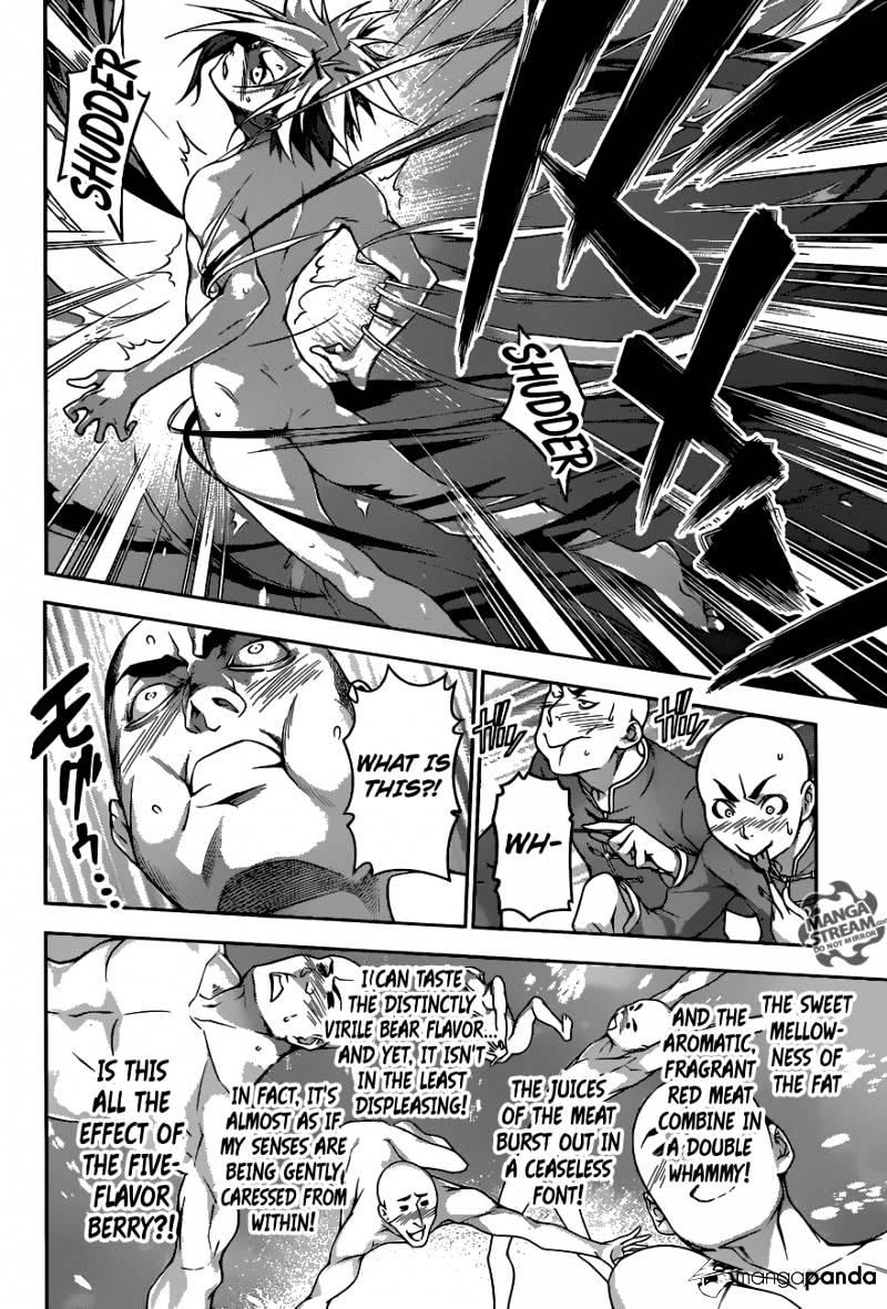 Shokugeki no Soma Chapter 183  Online Free Manga Read Image 8